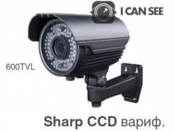 Варифокално видеонаблюдаващо устройство